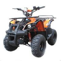 Детский электрический квадроцикл Profi HB-EATV 1000D-7 оранжевый