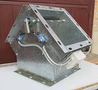 Клапан перекидной 250Х250