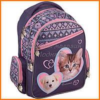 "Сиреневый школьный рюкзак | Рюкзак ""KITE"" Rachael Hale 520"