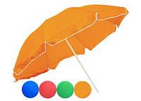 Пляжный зонт с наклоном Anti - UV 2 м