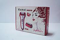 Kemei KM-2888A 2 в 1 – эпилятор-бритва, безопасное удаление волос, эпиляторы, женские бритвы, электробритва