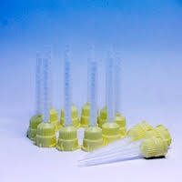 Насадки смешивающие для А-силиконов 10 шт.