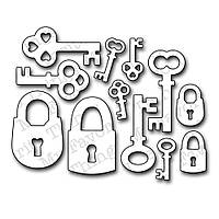 Набор ножей My Favorite Things Keys & Locks (815765017619)