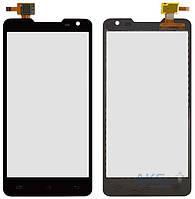 Сенсор (тачскрин) для Prestigio MultiPhone 5044 Duo, Pioneer S90W Original Black