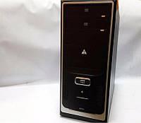 Компьютер ATX, Intel DualCore 2.6GHz, RAM 2ГБ, HDD 160ГБ