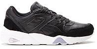Кроссовки Puma R698 Trinomic Black Leather