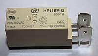 Реле HF115F-Q/006-1H 6VDC