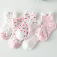 Дитячі шкарпеточки для дівчаток та хлопчиків