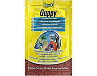 Tetra Guppy (12гр) - корм для всех видов Гуппи