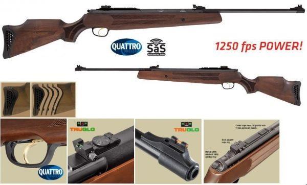 Пневматическая винтовка Hatsan 135
