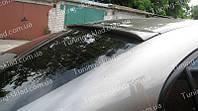 Спойлер на стекло Хонда Цивик 8 4Д (спойлер заднего стекла Honda Civic 8 4d blenda )