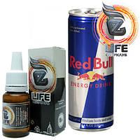 Жидкость для электронных сигарет eLife Ред Булл