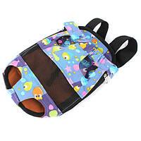 S Переноска Сумка для собаки, для маленьких собачек рюкзак  на грудь для собак