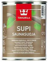 Защитный состав Supi Saunasuoja для саун Супи Саунасуоя, 0.9л