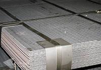 Лист стальной с ромбическим рифлением  лист рифленый 3x1250x2500 ромб Гост Металл недорого