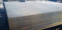 Рифленый лист с ромбическим рифлением от ООО Гост Металл  рифленый 3x1250x2500 ромб