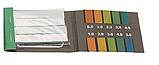 Специальная индикаторная бумага  0.5-5 рН тест 80 полосок, фото 3