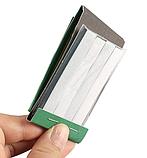 Специальная индикаторная бумага  0.5-5 рН тест 80 полосок, фото 4
