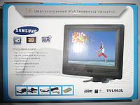 УЛЬТРАТОНКИЙ автотелевизор SAMSUNG LCD 9.6 TV-FM-3D-HD, фото 1