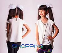 Детская блузка Шифон