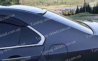 Спойлер на стекло Хонда Аккорд 8 (спойлер заднего стекла Honda Accord 8)