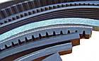Ремни приводные (зубчатые, клиновые классические, узкие и узкие с фасонным зубом), фото 4