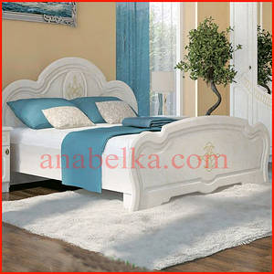 Кровать Каролина 160 (Сокме)