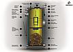 Твердотопливный котел длительного горения Stropuva S40U (Универсальный) под уголь и дрова, фото 4
