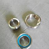 Резьбовое соединение нержавеющее dn100, фото 2