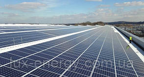 Электростанция под Зеленый тариф 1 МВт