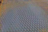 Лист стальной с чечевичным и рифленным рисунком 8x1500x6000 ромб, чечевица недорого от ООО Гост Металл
