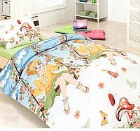 Полуторный детский комплект постельного белья Ирен,