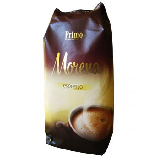 Кофе зерновой ТМ Віденська кава Morenа Espresso 1кг, бленд робуста с горчинкой для кофемашин, эспрессо, латте