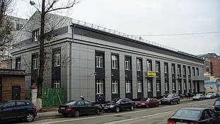 "Бизнес центр ""КОНВИ"" (г. Киев, ул. Эжена Потье, 12) 1"