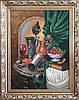 «Натюрморт с кувшинами» картина маслом в раме