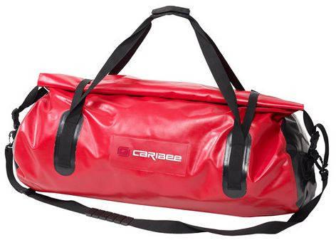 Прекрасная дорожная сумка 80 л. Caribee Expedition 80 Red, 922346 красная