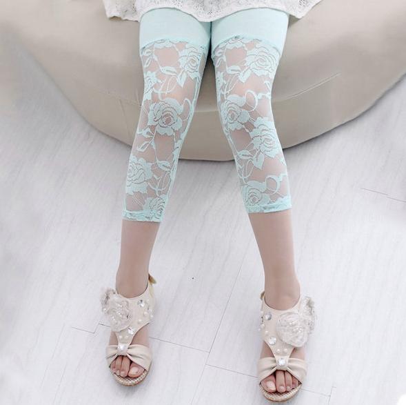 Модні легінси з кружевами для дівчаток   продажа 0c81946d2eee0