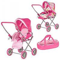 Детская коляска для кукол 9391 MELOGO
