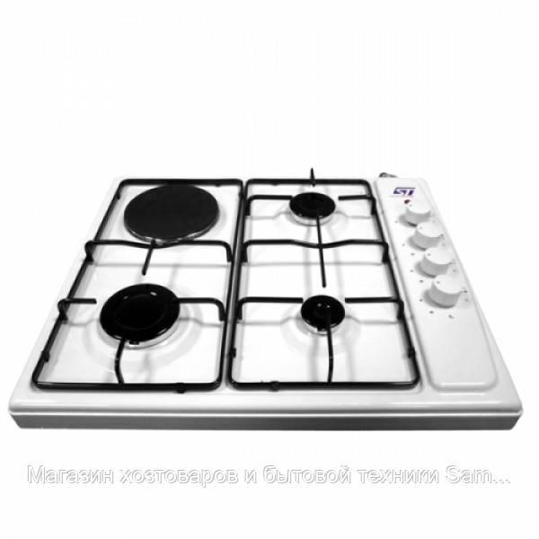 Настольная газовая плита ST 61-220-22 white