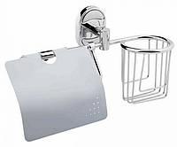 Potato Держатель для освежителя и туалетной бумаги с крышкой P2903-1