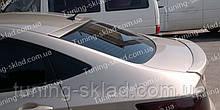 Спойлер на стекло Хендай Акцент 4 (спойлер заднего стекла Hyundai Accent 4)