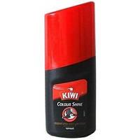 Крем-блеск жидкий Kiwi Colour Shine черный 50 мл