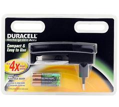 Зарядное устройство Duracell CEF24 + Аккумуляторы ААA1000mAh 2 шт