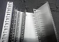 Профиль цокольный алюминиевый для базальтовой ваты 33 мм. длина 2,0 м.п. толщина алюминия 0,8 мм