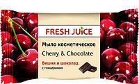 Мыло косметическое Fresh Juice Cherry & Chocolate 75 мл