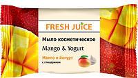 Мыло косметическое Fresh Juice Mango & Yogurt 75 мл