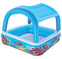 Бассейн детский надувной. BestWay 52192