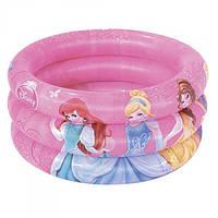 """Детский надувной бассейн """"Princess"""". Bestway 91046"""