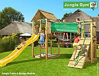 Игровой комплекс Jungle Cabin&Bridge Module