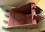 Ковши для Экскаватора БОРЭКС ЭО-2621 на базе тракторов МТЗ ЮМЗ, фото 5